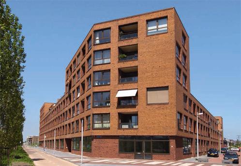 Geurst & Schulze architecten: Jazzsingel Utrecht