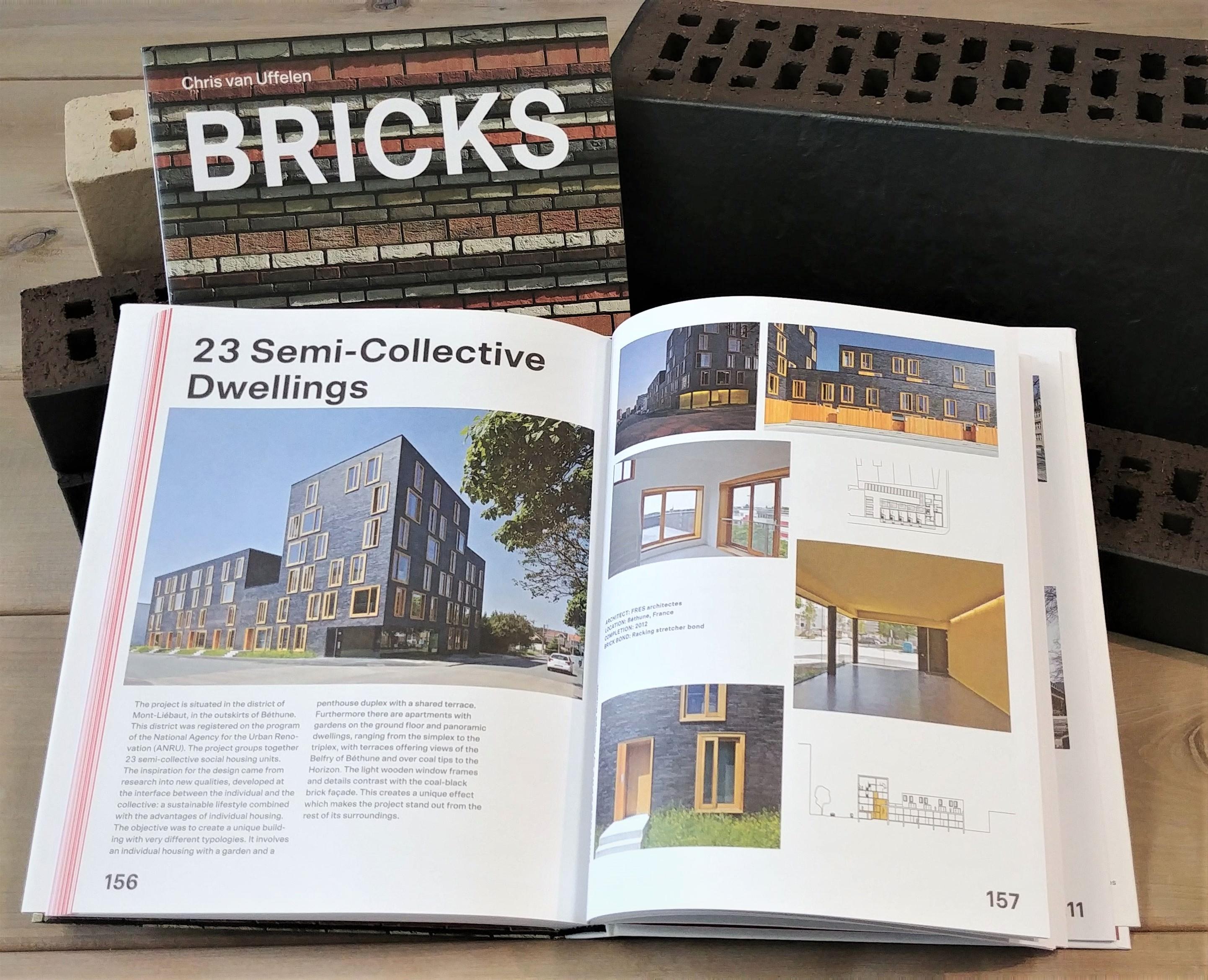 """Einblick in """"Bricks now & then"""""""